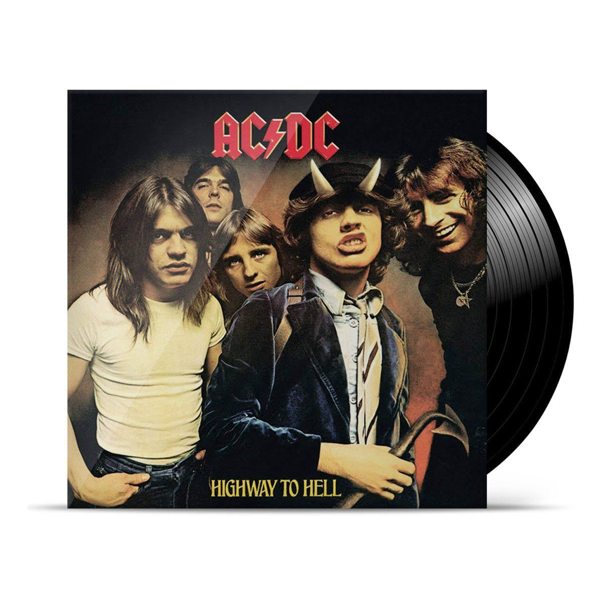 LP AC/DC Highway To Hell  - bandUP Store Marketplace