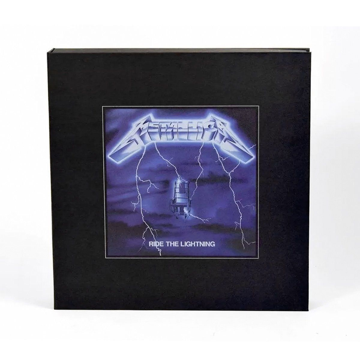 LP Metallica Ride The Lightning Oficial  - bandUP Store Marketplace
