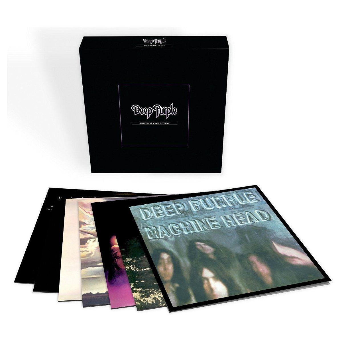 LP Box Set Deep Purple The Vinyl Collection Oficial  - bandUP Store Marketplace