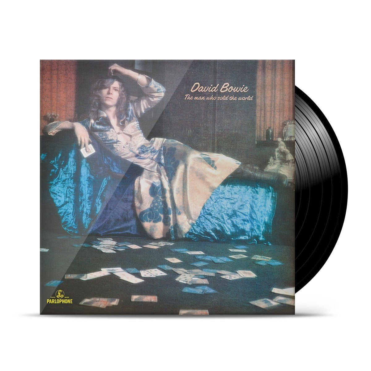 LP David Bowie The Man Who Sold The World  - bandUP Store Marketplace