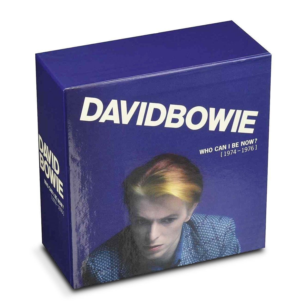 LP David Bowie Who Can i Be Now? (1974 - 1976) Oficial  - bandUP Store Marketplace