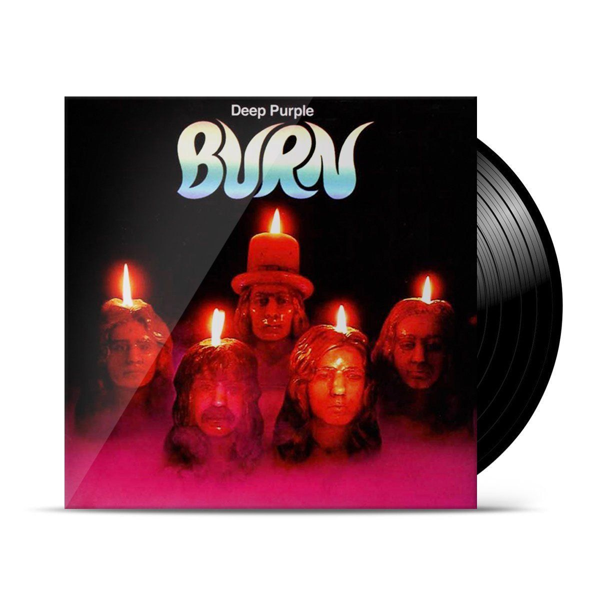 LP Deep Purple Burn  - bandUP Store Marketplace