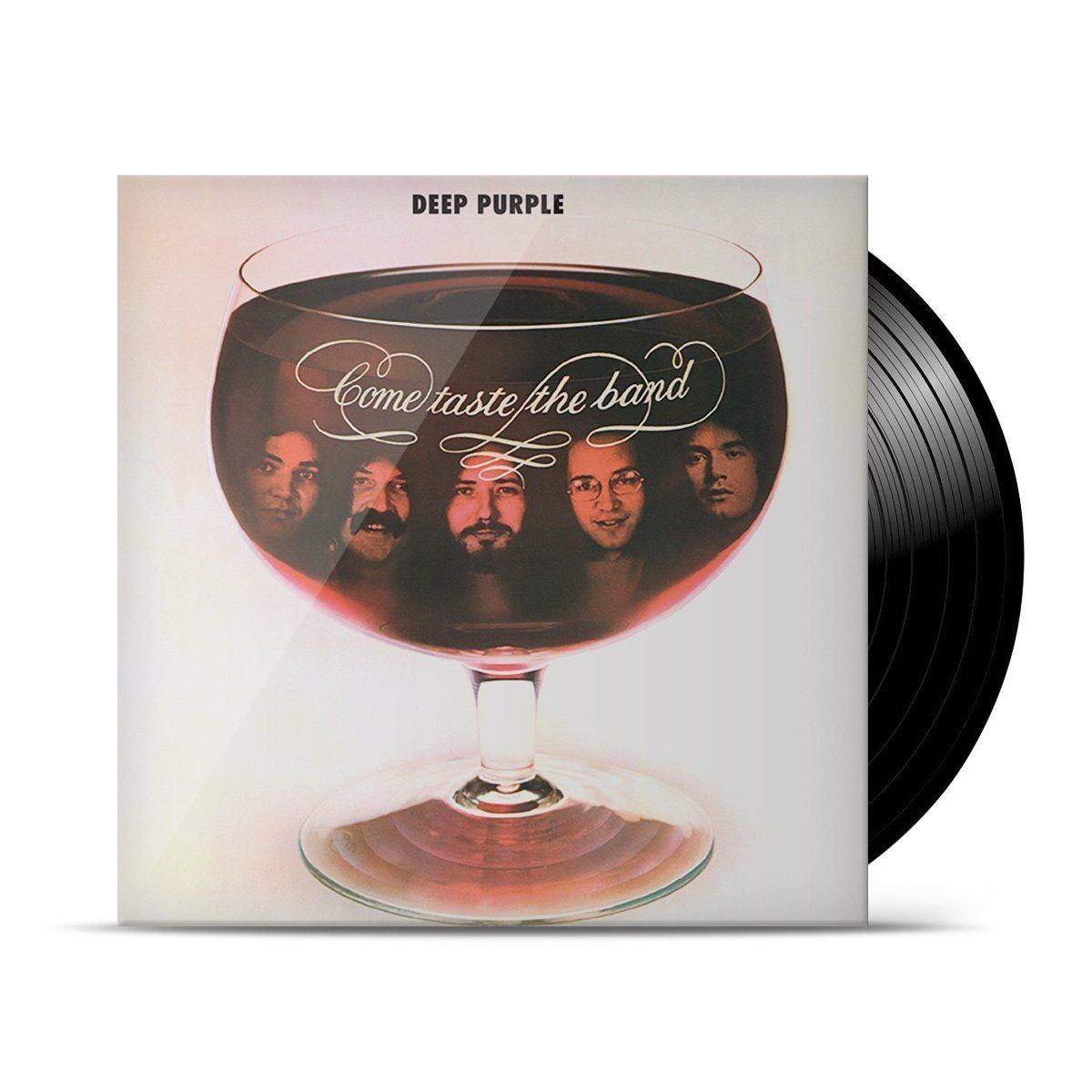 LP Deep Purple Come Taste The Band  - bandUP Store Marketplace