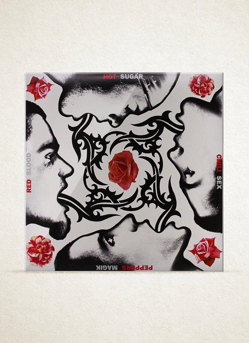 LP Duplo Red Hot Chili Peppers Blood Sugar Sex Magik  - bandUP Store Marketplace