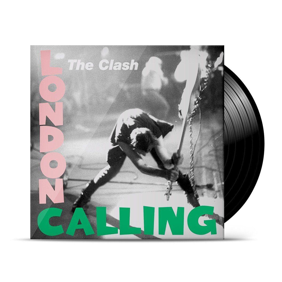 LP Duplo The Clash London Calling  - bandUP Store Marketplace