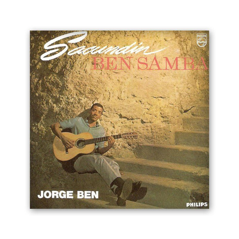 LP Jorge Ben Sacundin Ben samba  - bandUP Store Marketplace