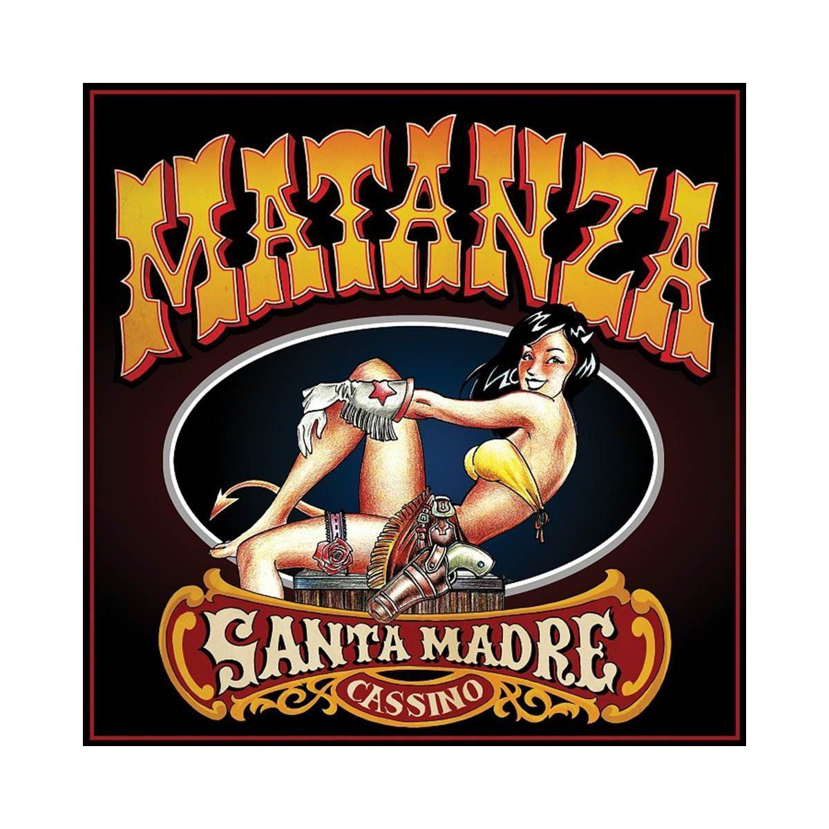 LP Matanza Santa Madre Cassino  - bandUP Store Marketplace