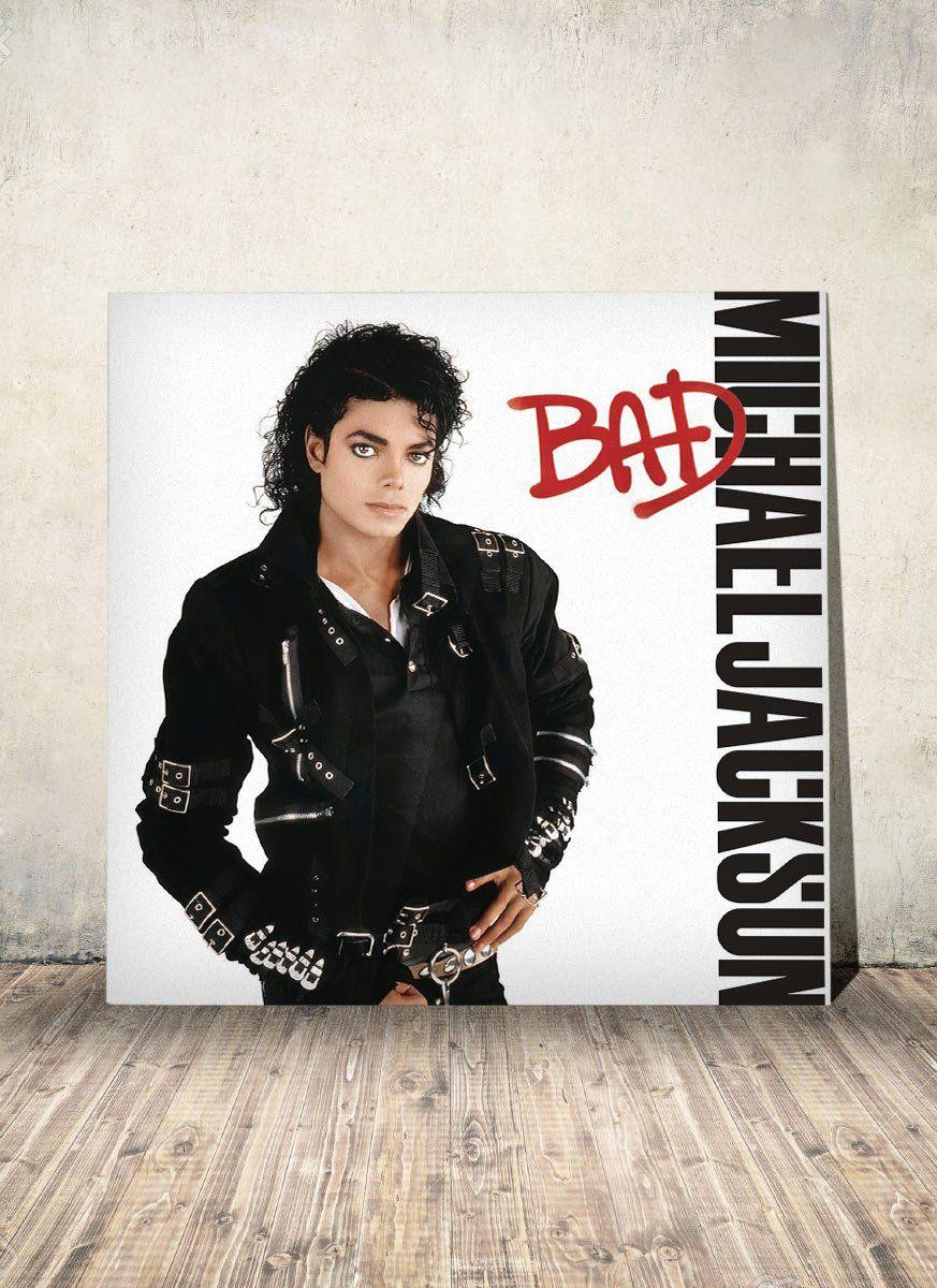 LP Michael Jackson Bad  - bandUP Store Marketplace