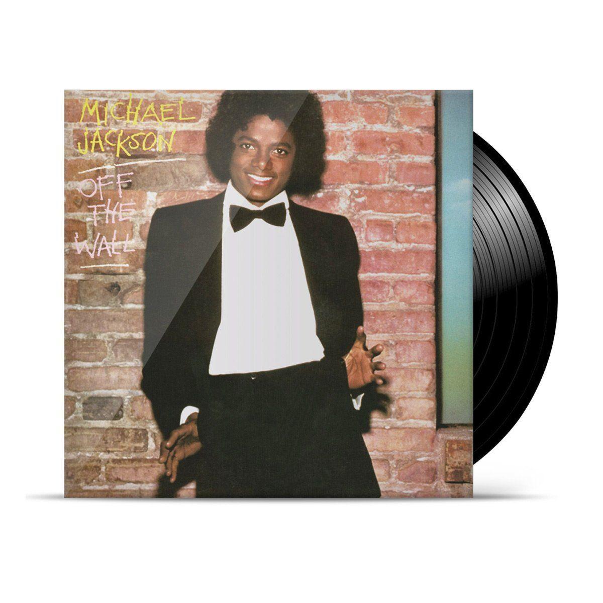 LP Michael Jackson Off The Wall  - bandUP Store Marketplace
