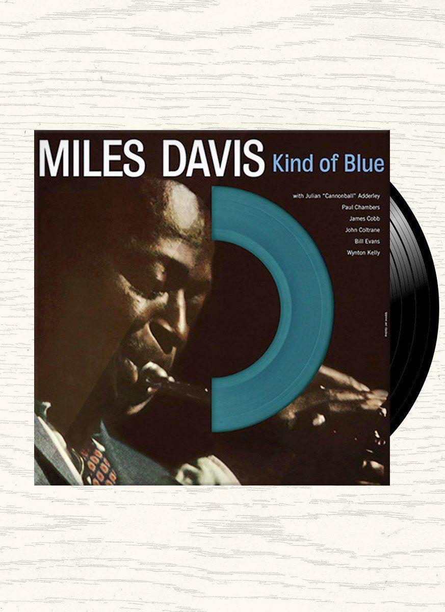 LP Miles Davis Kind of Blue - Blue Vinil  - bandUP Store Marketplace
