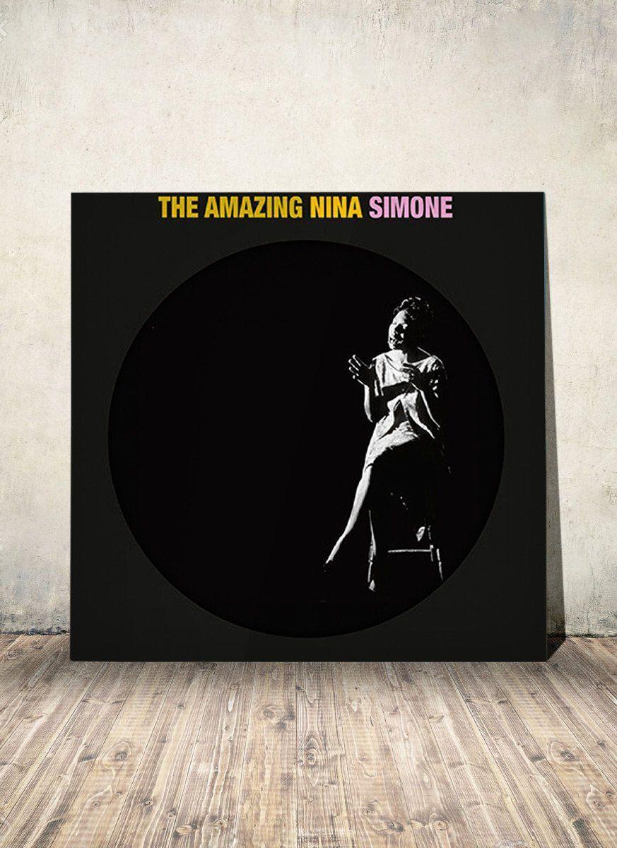 LP Nina Simone The Amazing Nina Simone - Picture  - bandUP Store Marketplace