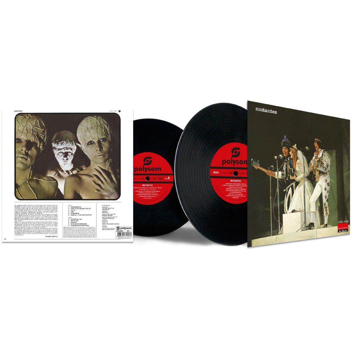 LP OS Mutantes  - bandUP Store Marketplace
