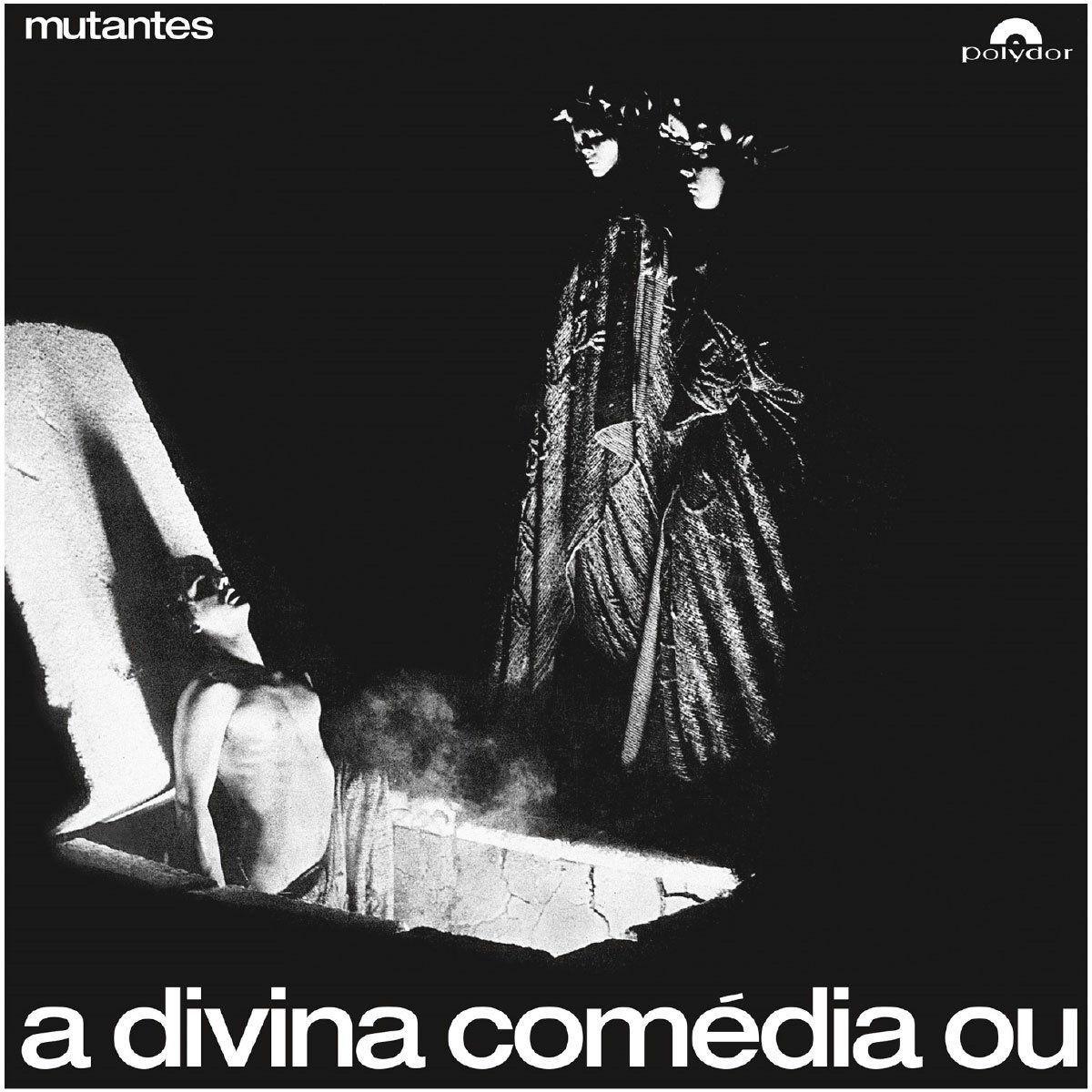 LP Os Mutantes A Divina Comédia Ou Ando Meio Desligado  - bandUP Store Marketplace