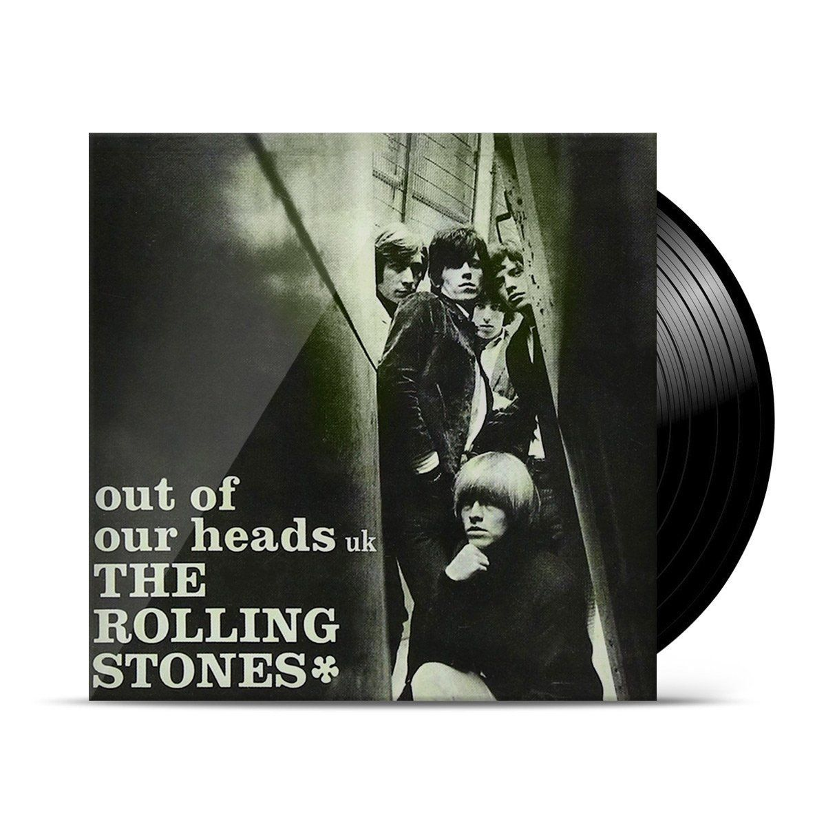 LP Rolling Stones Out of Our Heads UK Version Oficial  - bandUP Store Marketplace
