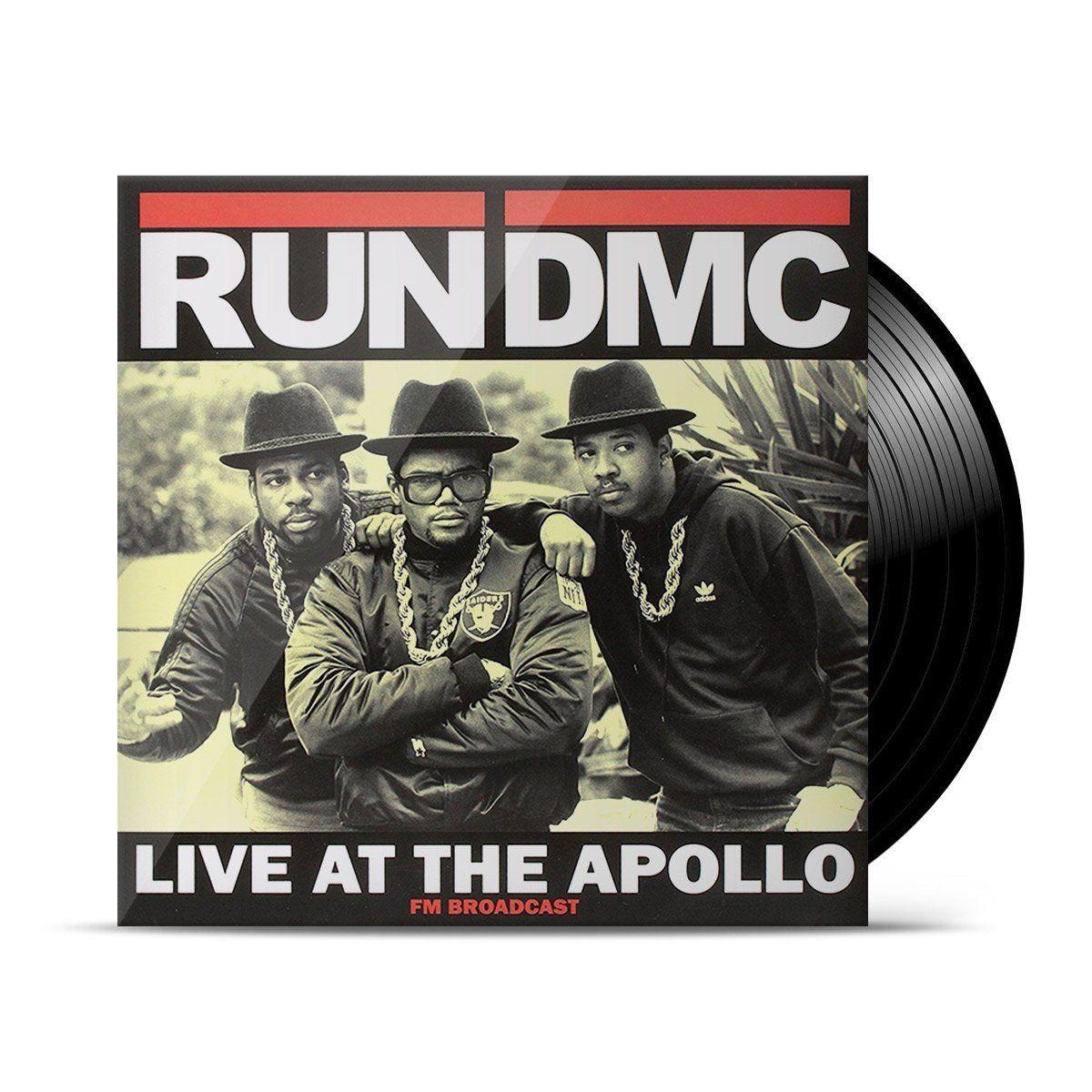 LP Run DMC Live At The Apollo Oficial  - bandUP Store Marketplace