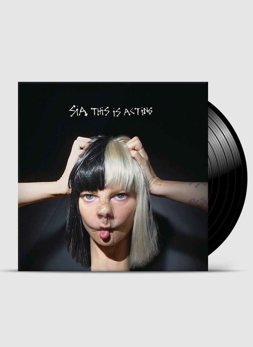 LP Sia This Is Acting Oficial  - bandUP Store Marketplace