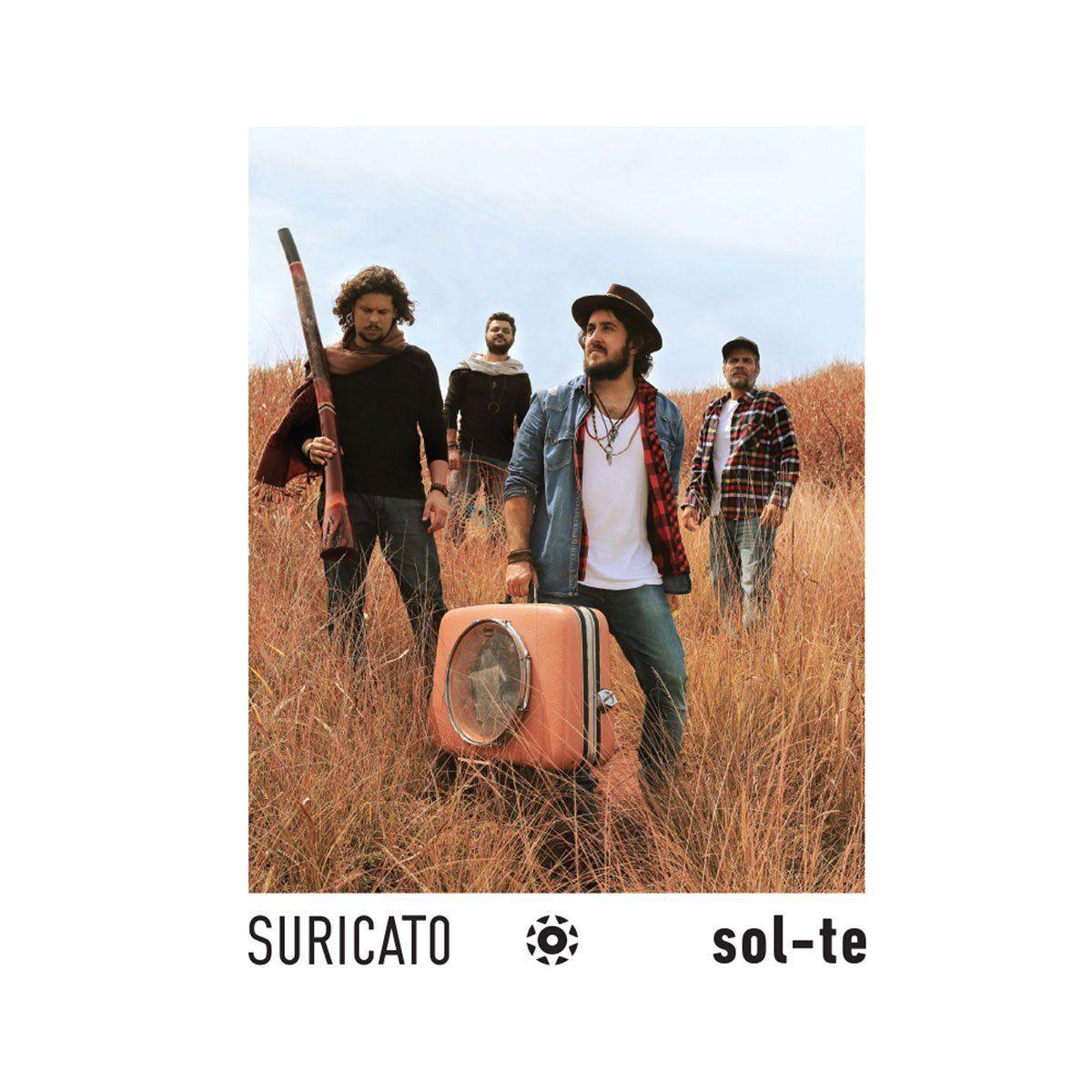 LP Suricato Sol-te  - bandUP Store Marketplace