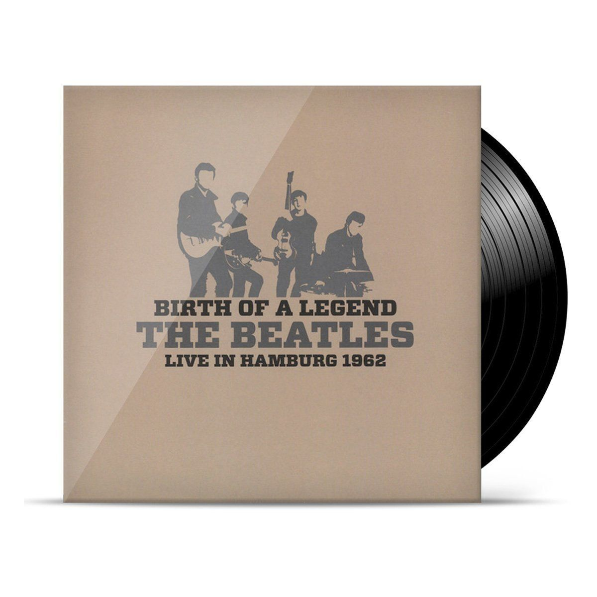 LP The Beatles Birth Of A Legend Live In Hamburg 1962  - bandUP Store Marketplace