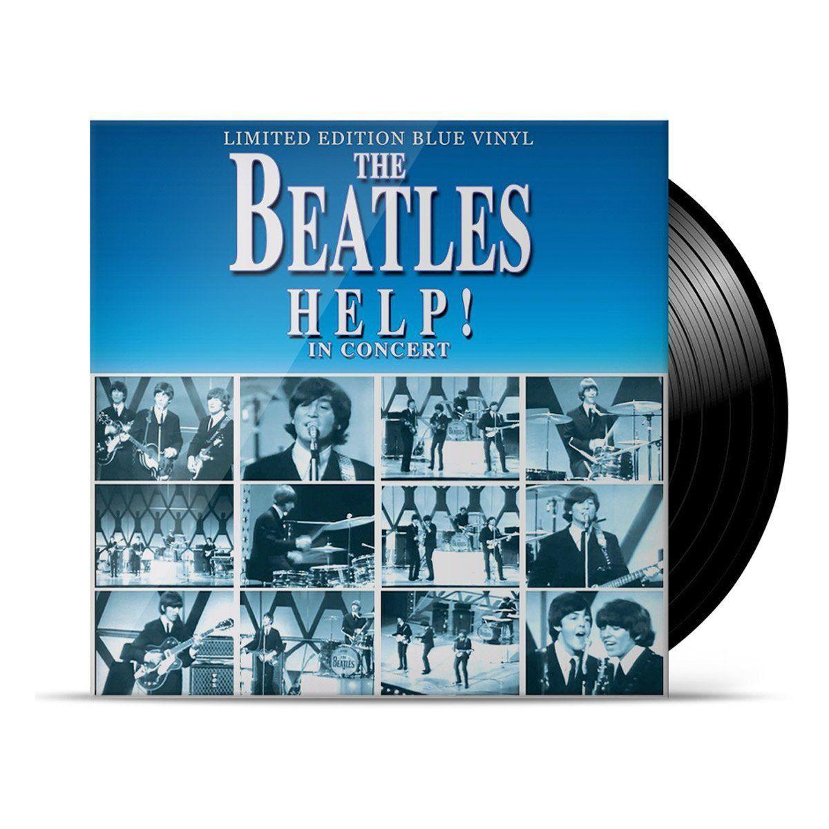 LP The Beatles Help In Concert  - bandUP Store Marketplace