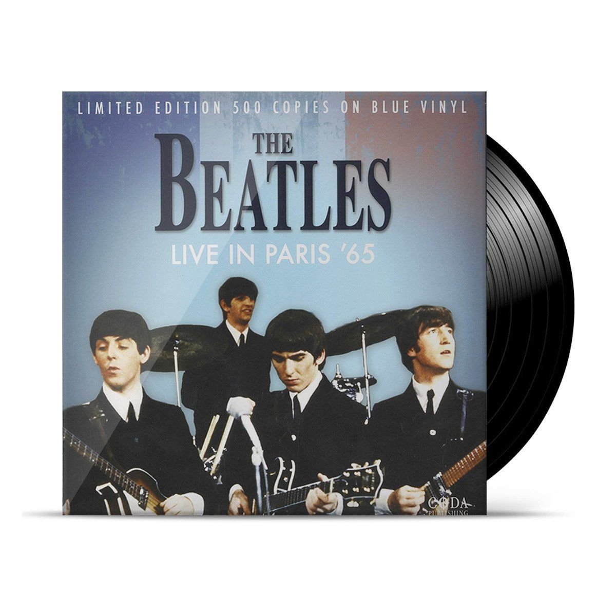 LP The Beatles Live in Paris 65  - bandUP Store Marketplace
