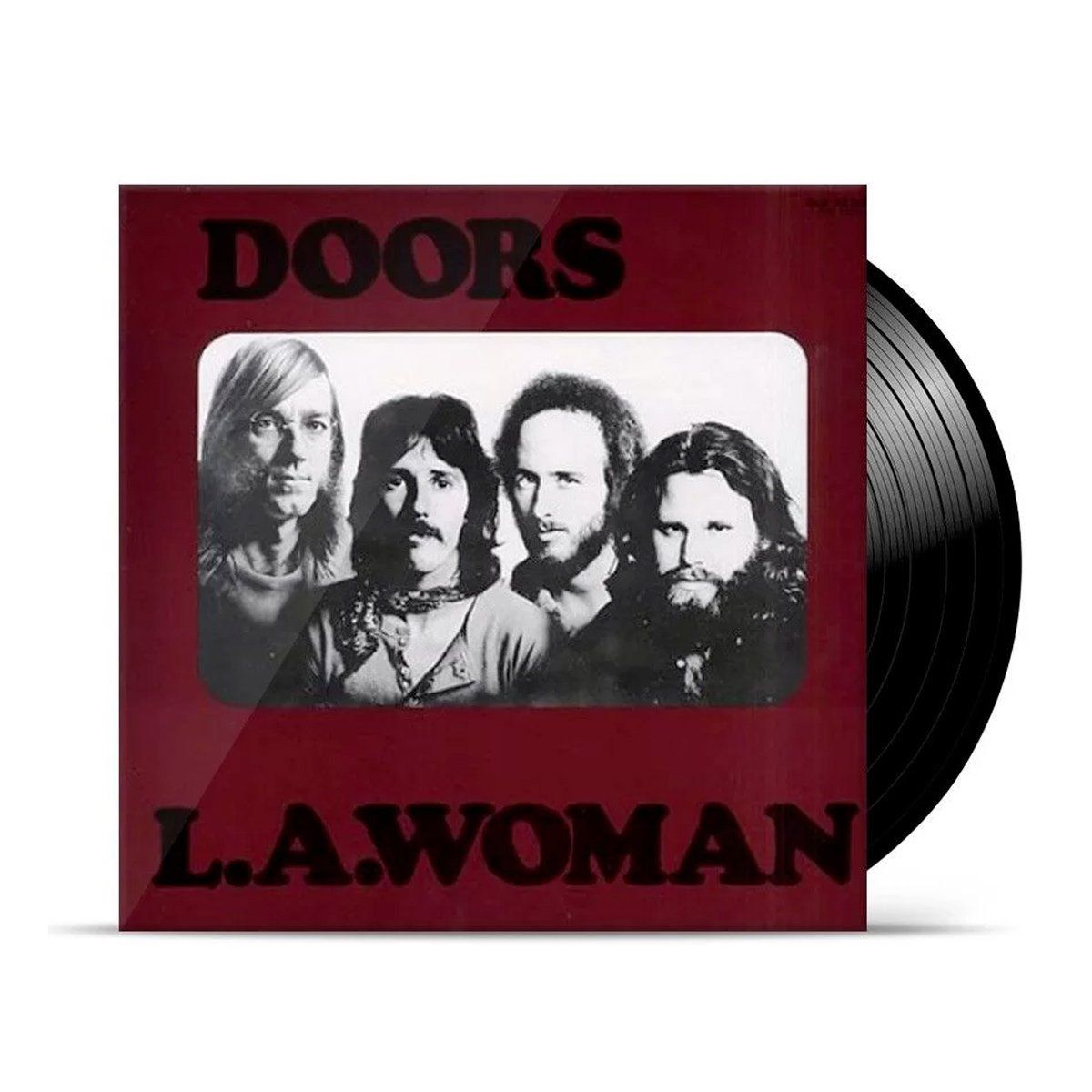 LP The Doors L.A. Woman  - bandUP Store Marketplace