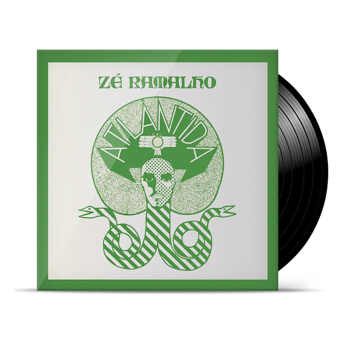 LP Zé Ramalho Atlântida  - bandUP Store Marketplace