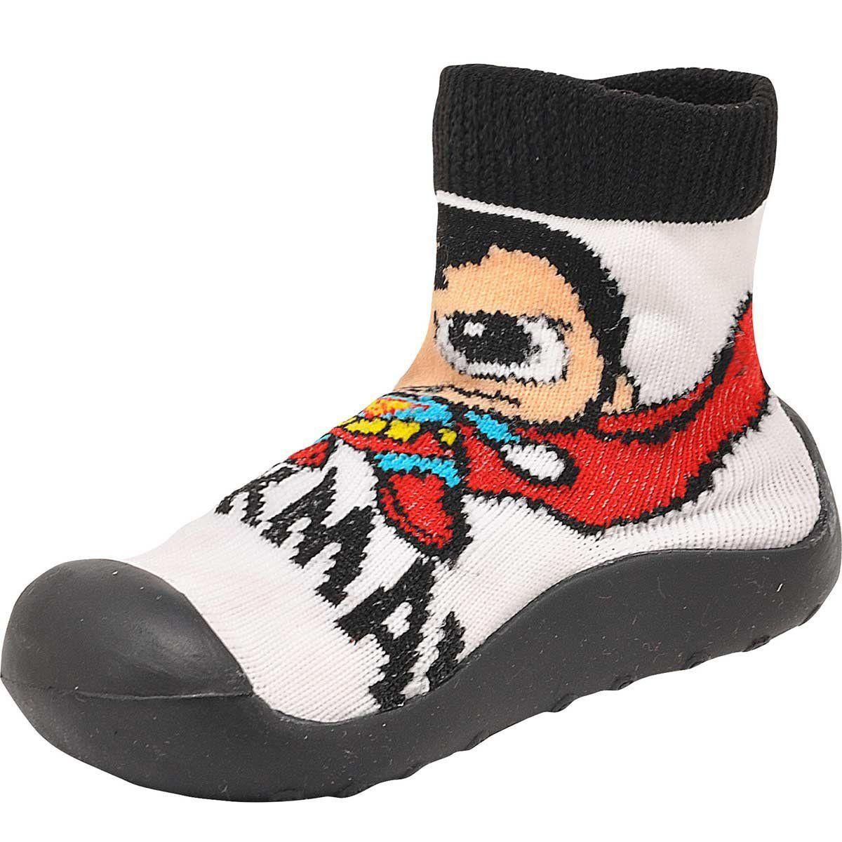 Meia Sapatilha Infantil Superman Baby Oficial  - bandUP Store Marketplace