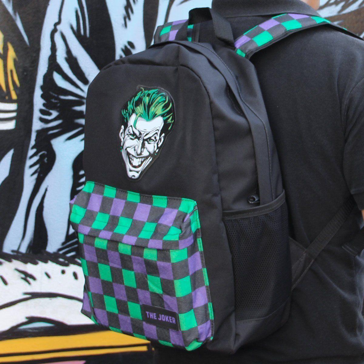 Mochila DC Comics Joker Oficial  - bandUP Store Marketplace