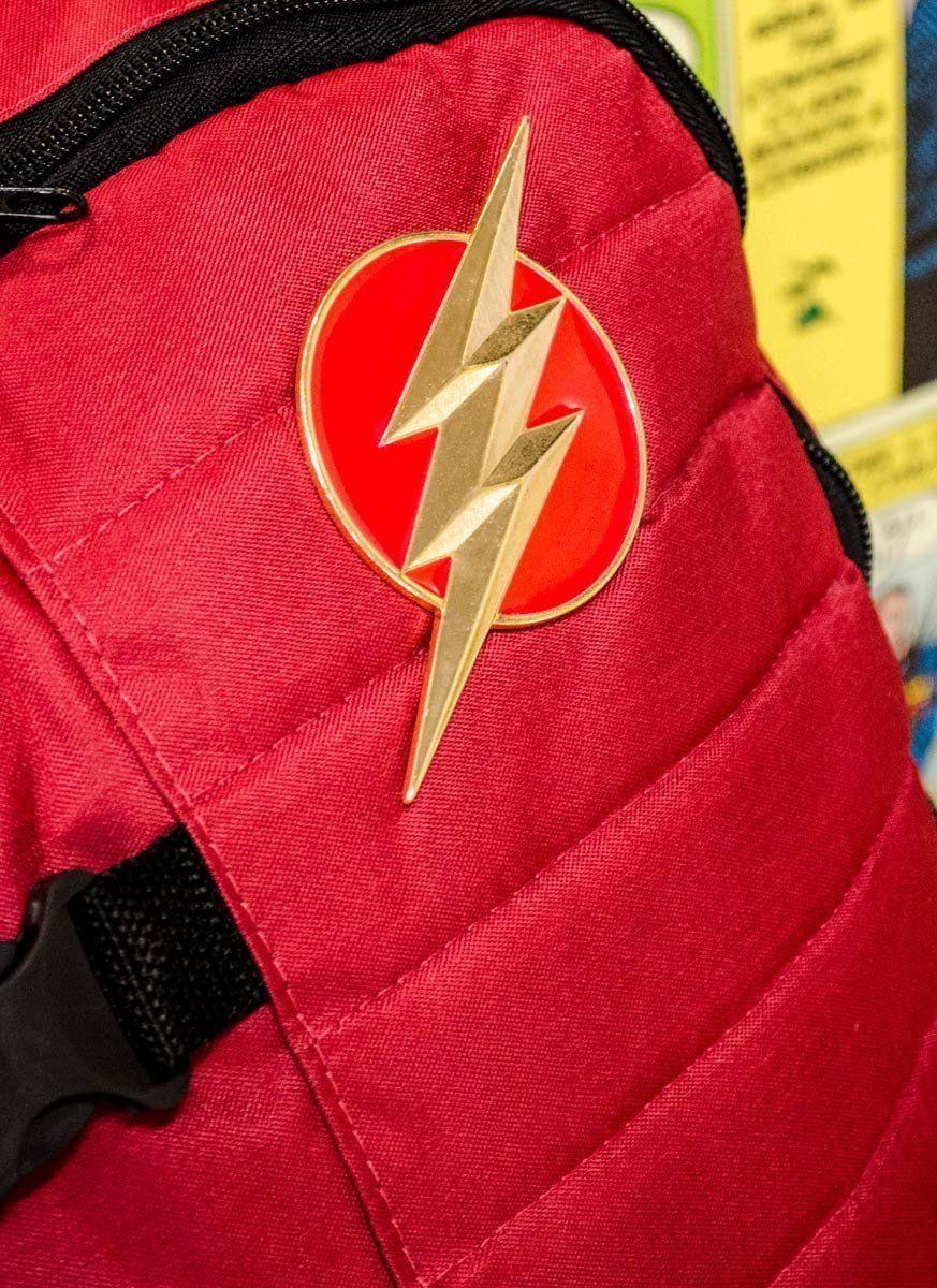 Mochila DC Comics Power Flash Oficial  - bandUP Store Marketplace