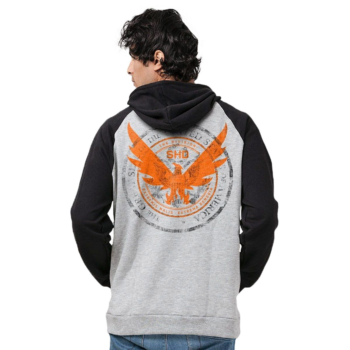 Moletom Raglan The Division Phoenix Primary  - bandUP Store Marketplace