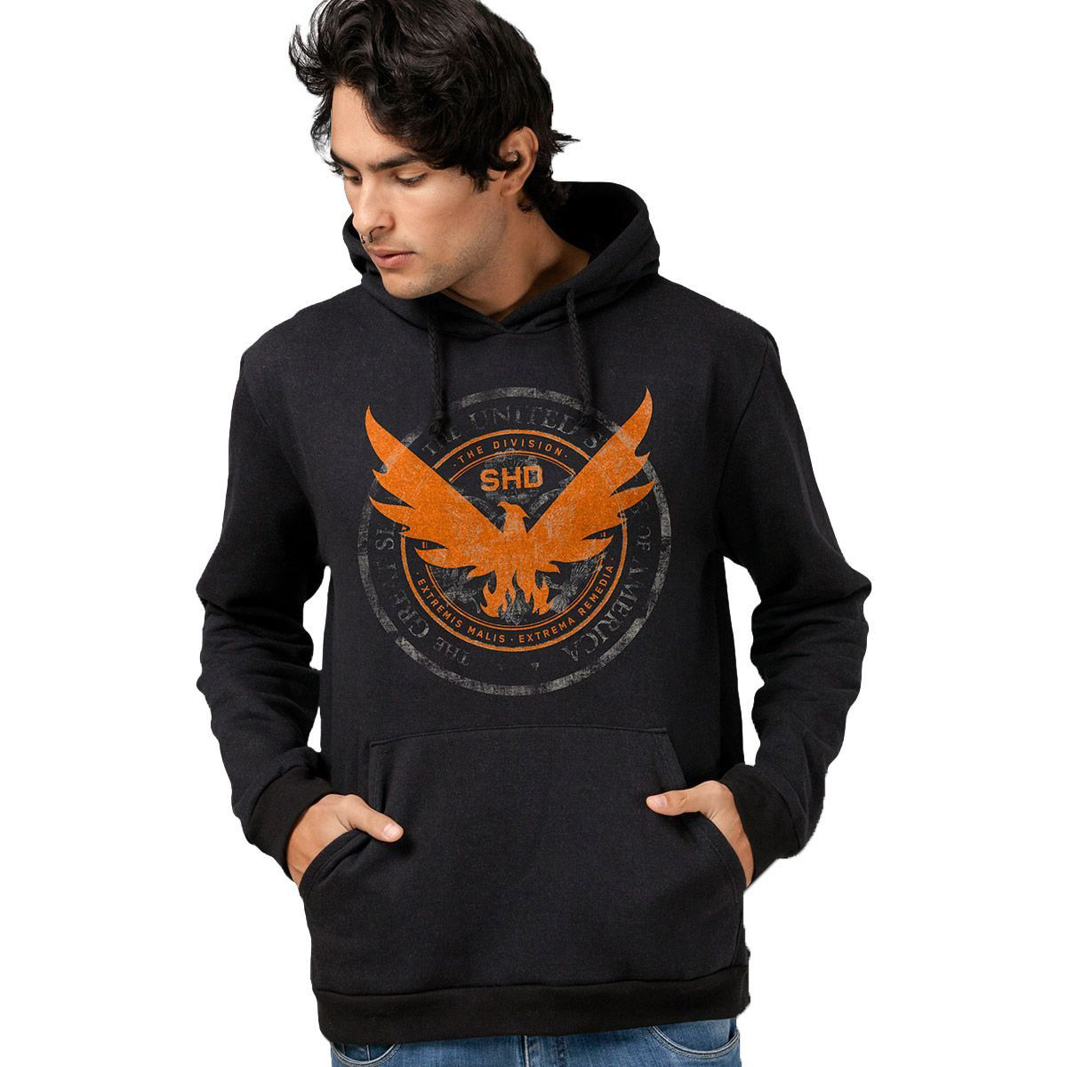 Moletom The Division Phoenix  - bandUP Store Marketplace