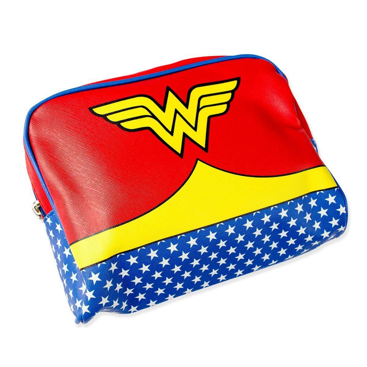 Necessaire Grande Wonder Woman Clothes  - bandUP Store Marketplace