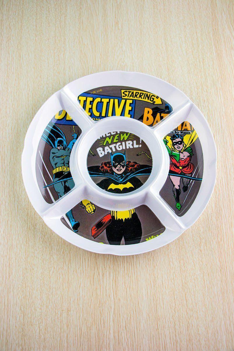 Petisqueira Redonda Batgirl Oficial  - bandUP Store Marketplace