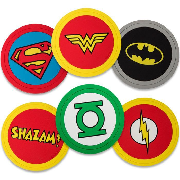 Porta Copos Heróis DC Comics  - bandUP Store Marketplace