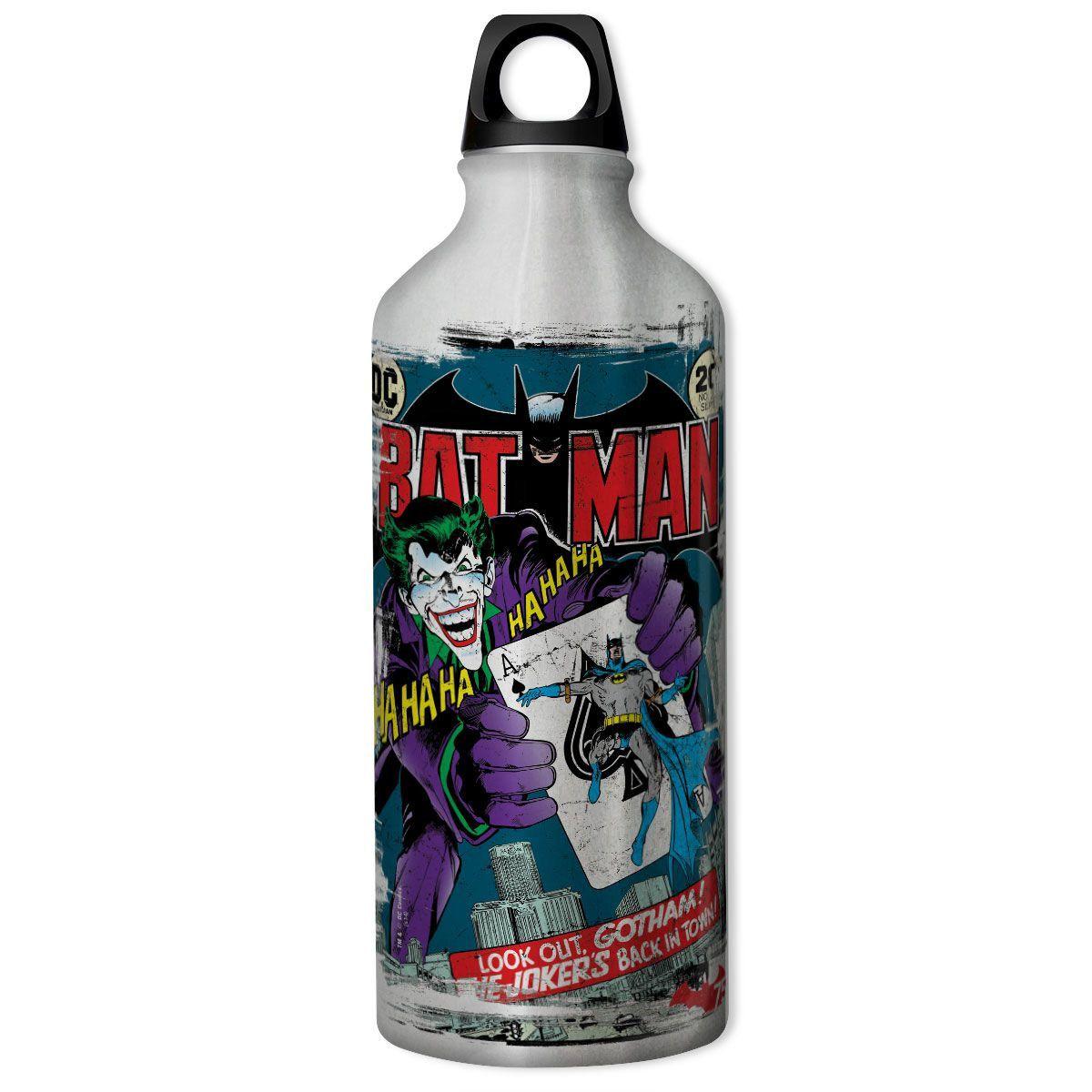 Squeeze Prata Batman 75 Anos HQ Nº251  - bandUP Store Marketplace