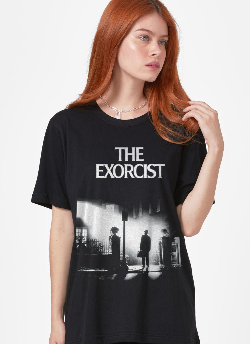 T-Shirt Feminina O Exorcista  - bandUP Store Marketplace