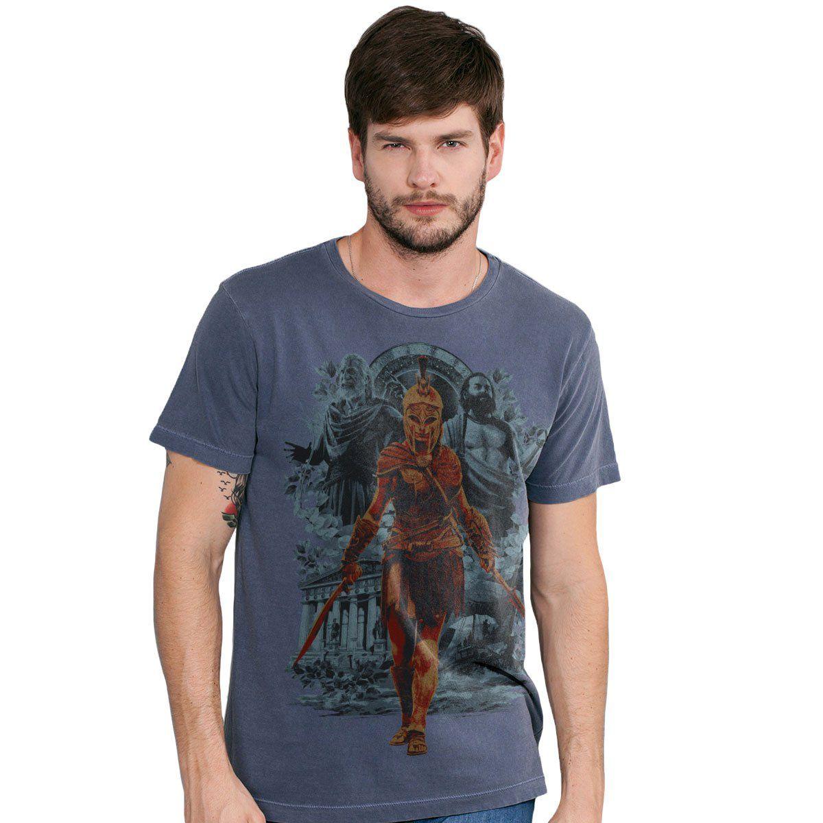T-shirt Premium Masculina Assassin