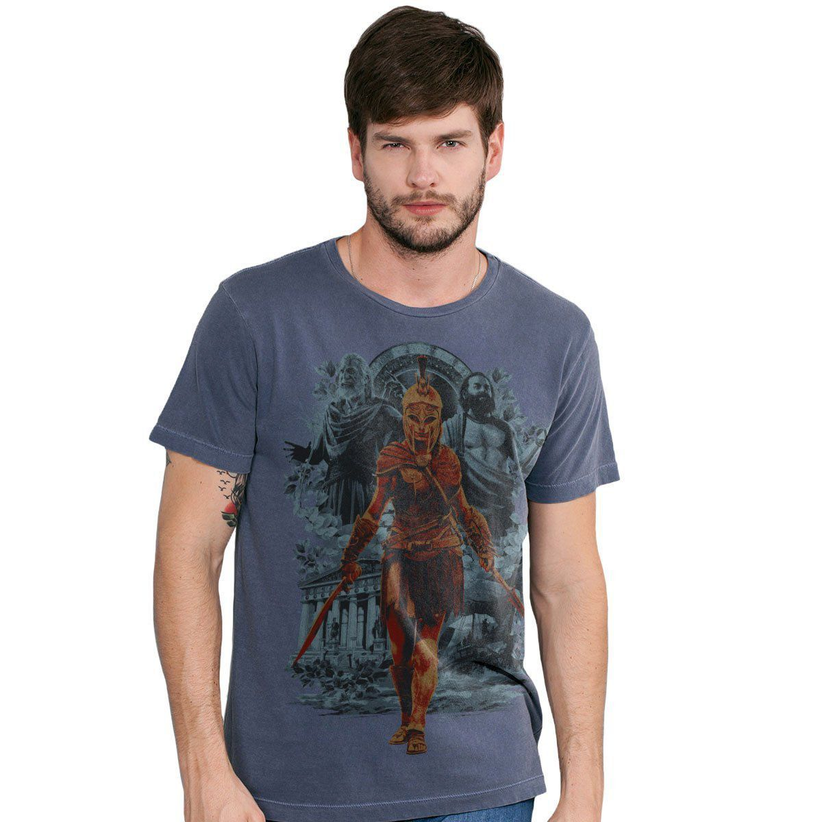T-shirt Premium Masculina Assassin