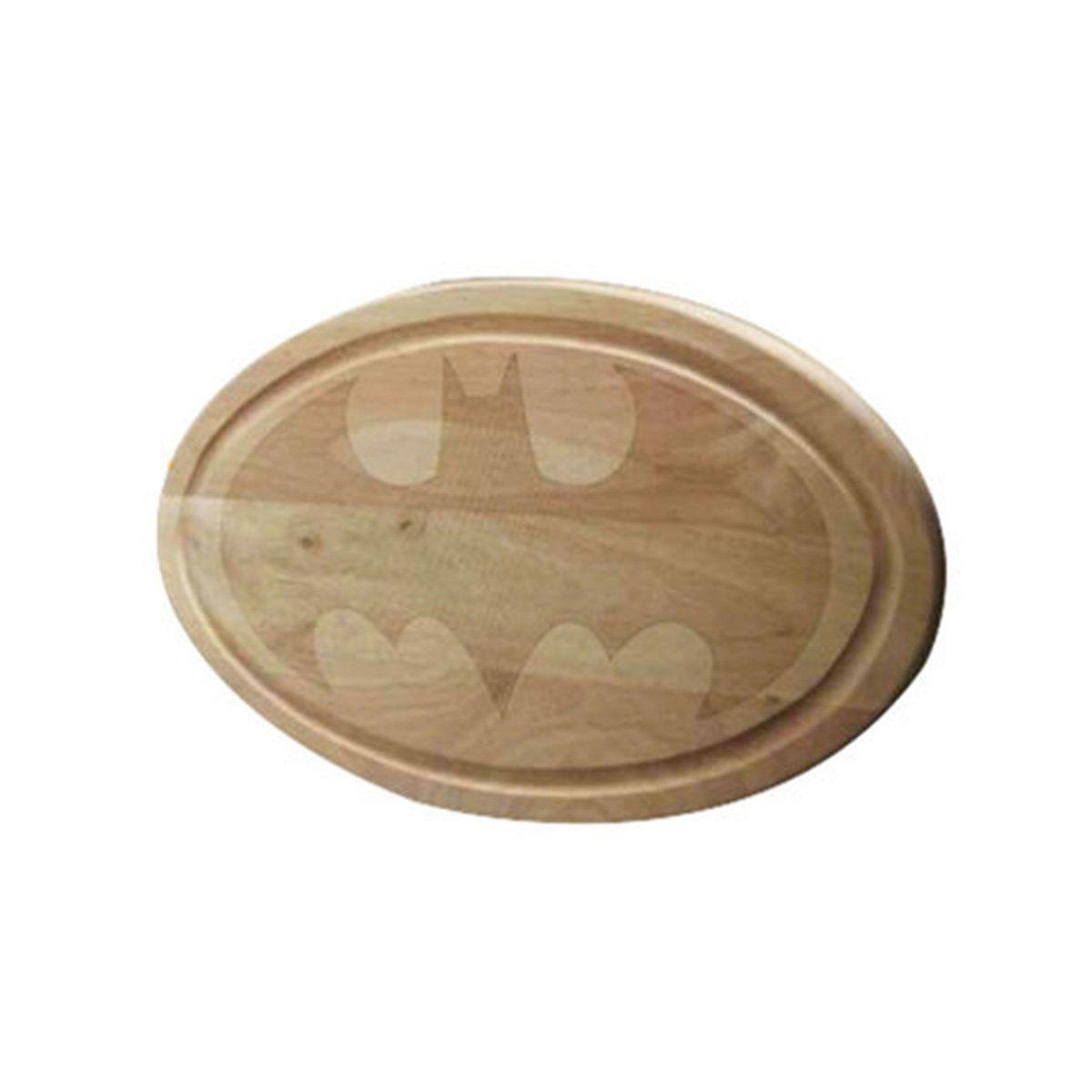 Tábua para Churrasco Batman Logo Oficial  - bandUP Store Marketplace