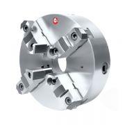 """Placa Para Torno Universal Diâmetro 205mm/8"""" Com 4 Castanhas Sobrepostas Reversíveis - UMP205A-4E - UMP/UNION"""