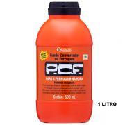 P. C. F. ? Fundo Convertedor de Ferrugem - Embalagem 1 Litro - QUIMATIC/TAPMATIC