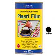 PLASTI FILM - Emborrachamento a Frio - Lata de 500 ML - PRETO - QUIMATIC/TAPMATIC