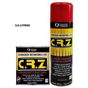 C. R. Z. ? Galvanização Instantânea a Frio - Embalagem 3,6 Litros - QUIMATIC/TAPMATIC
