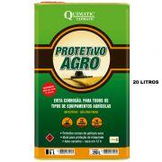 Protetivo Agro - Embalagem de 20 Litros - Inibidor de Corrosão para Implementos Agrícolas - QUIMATIC/TAPMATIC