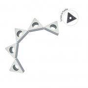Acessório Suporte Calço TNMG 1604 - Metal Duro - 5 Peças