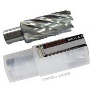 Broca Anular - 50,0 X 30,0mm - Aço Rápido - Ref. 88,0064 - ROCAST