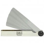 Calibrador De Folga - Cap. 0,05 a 1,0mm - 13 Lâminas - Ref. 113,0001 - ZAAS