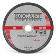 Disco De Corte Extrafino - Med. 4.1/2 x 1,0 x 7/8 (Pol)
