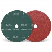 Disco De Lixa - Med. 177,8 x 22,2mm - Grana 40 - 10 Pçs