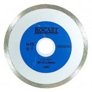 Disco Diamantado Combat - Liso - Med. 110 x 20 - Ref. 34,0014 - ROCAST